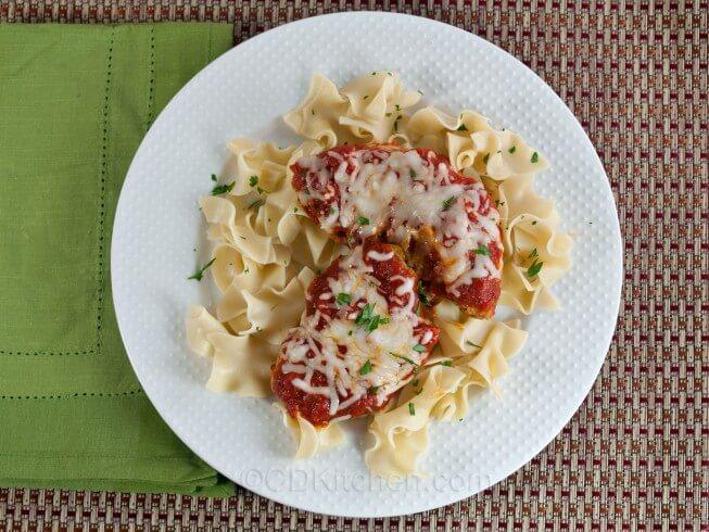 Italian Style Pork Tenderloin