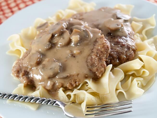 Crock Pot Cube Steak Amp Gravy Recipe From Cdkitchen Com