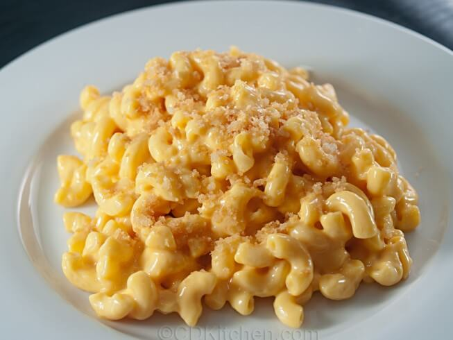 recipe: mac and cheese for 100 servings [7]