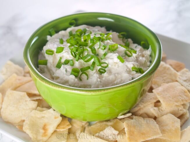 Photo Of Best Cottage Cheese Dip