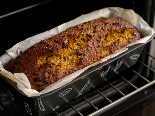 Mimi S Carrot Bread Recipe Cdkitchen Com