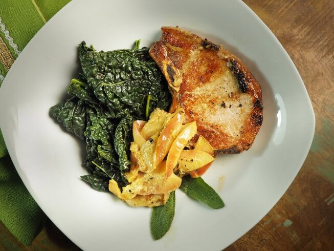 photo of Cajun Pork Chops