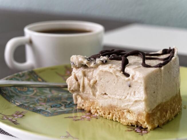 Cafe Latte Cheesecake Recipe Cdkitchen Com