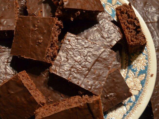 Hershey Syrup Brownies Recipe Cdkitchen Com