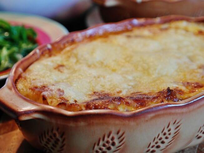 Copycat Olive Garden 5 Cheese Lasagna Recipe