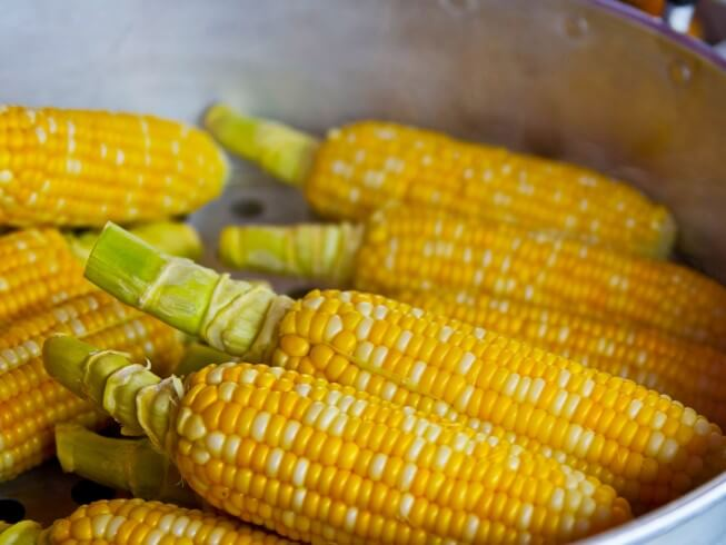 photo of Roaster Oven Corn on the Cob