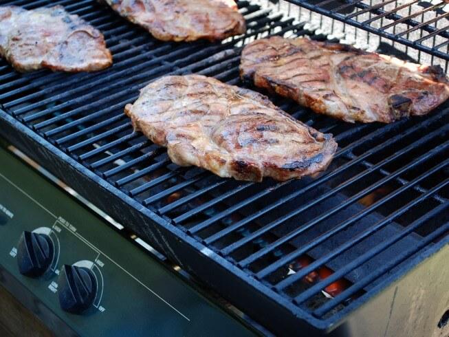 recipe: pork steak recipes grill [30]