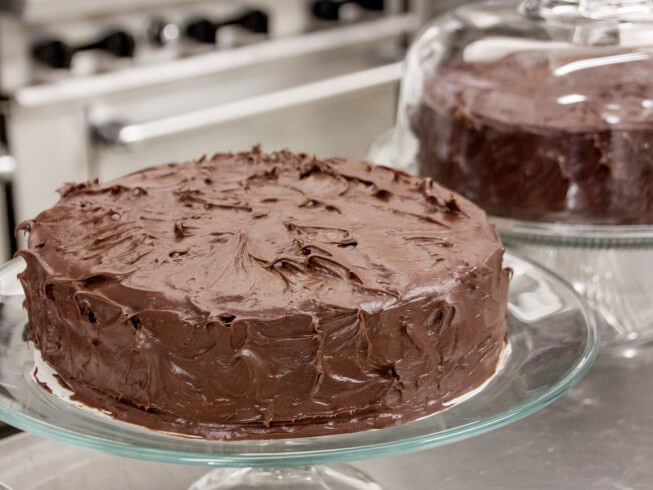торт шоколадный рецепты с фото легкие