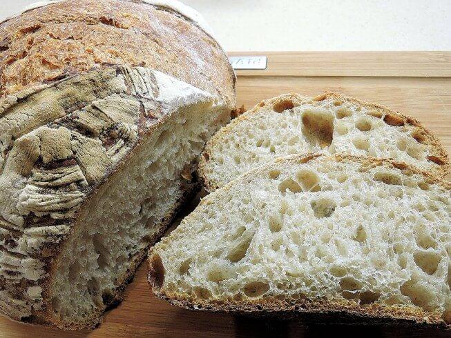 recipe: mock sourdough bread [31]