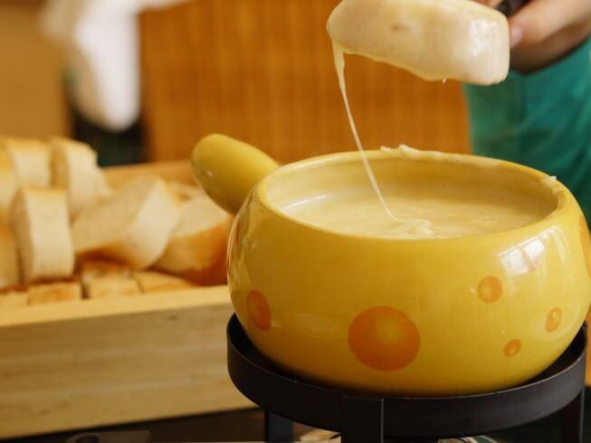 Recipe For Lauren S Cheese Fondue