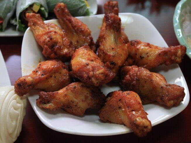 Copycat Bahama Breeze S Jamaican Jerk Grilled Chicken Wings Recipe Cdkitchen Com