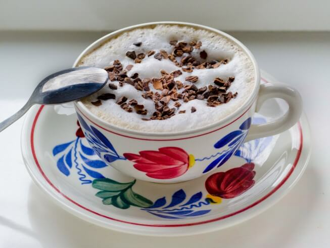 Spiked Cappuccino Recipe Cdkitchen Com