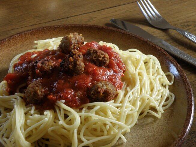 photo of Spaghetti And Meatballs Classico