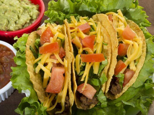 Authentic Mexican Tacos Recipe Cdkitchen Com