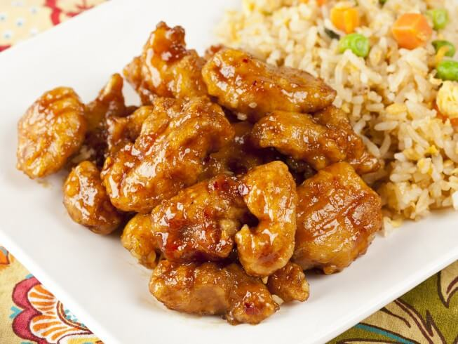 General Tso S Orange Chicken Recipe Cdkitchen Com