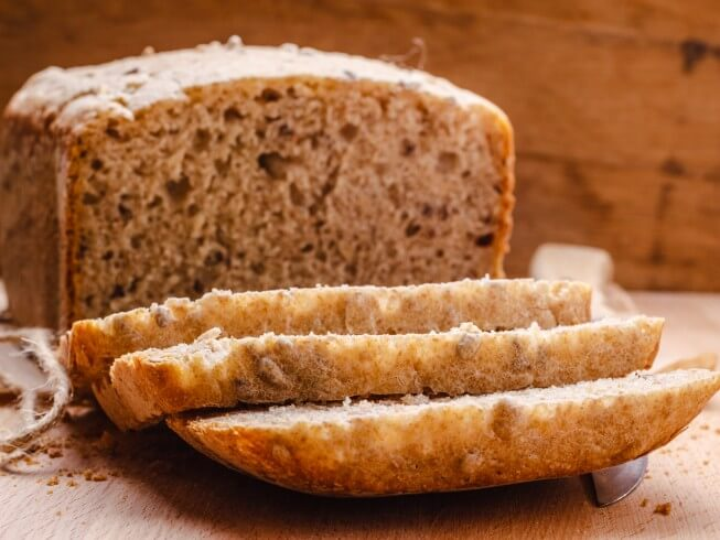 photo of Basic Whole Wheat Bread