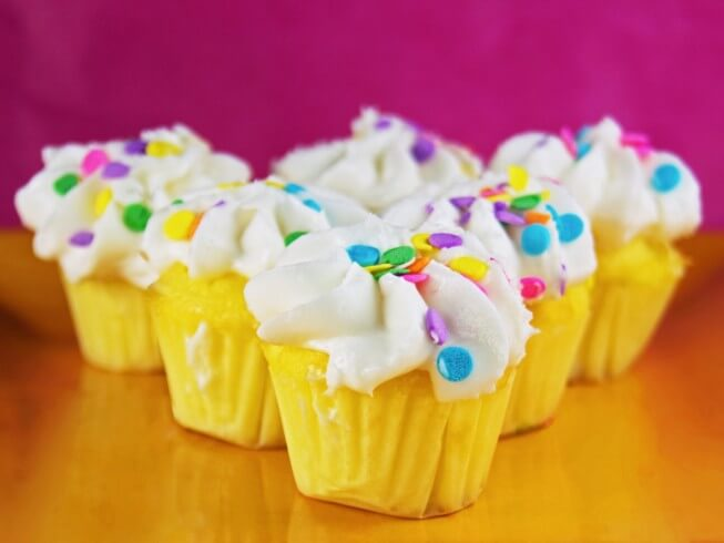 Easy bake frosting recipes