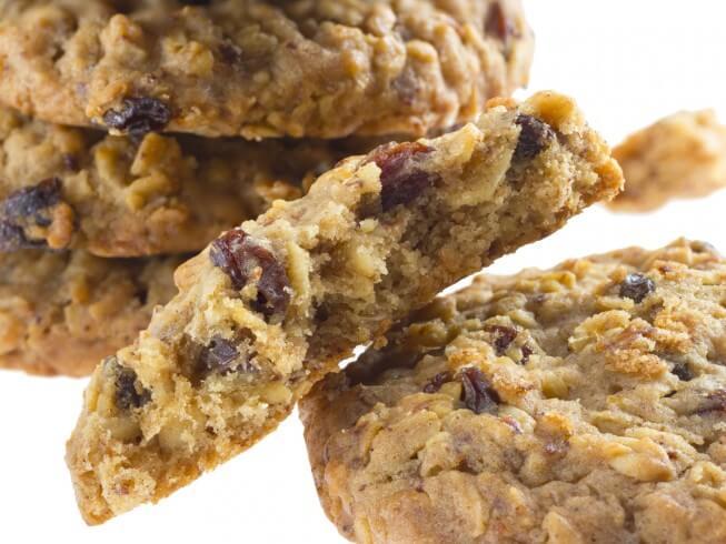 Fat free oatmeal cookies recipe