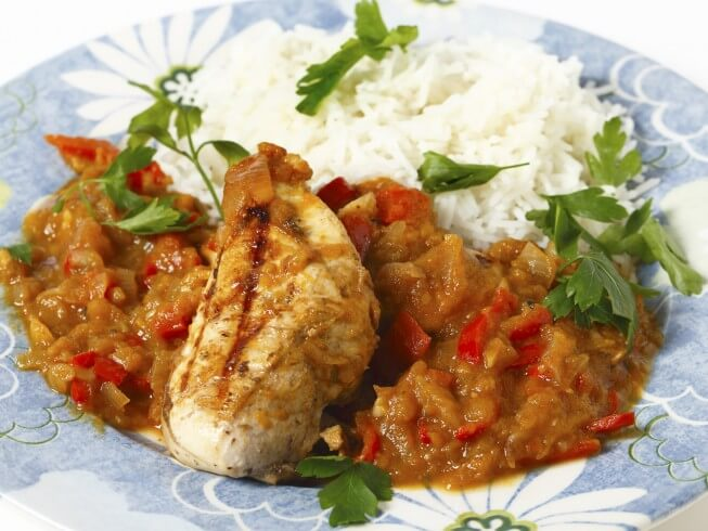 recipe for louisianna chicken creole