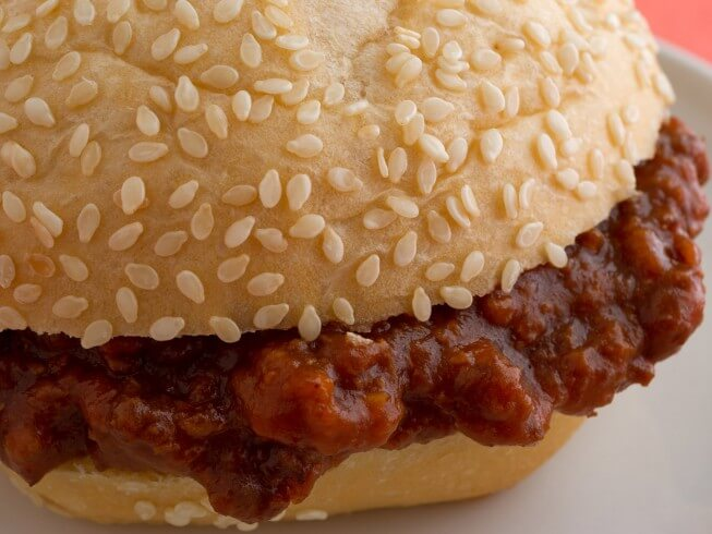 photo of Barbecue Spoon Burgers (Sloppy Joes)