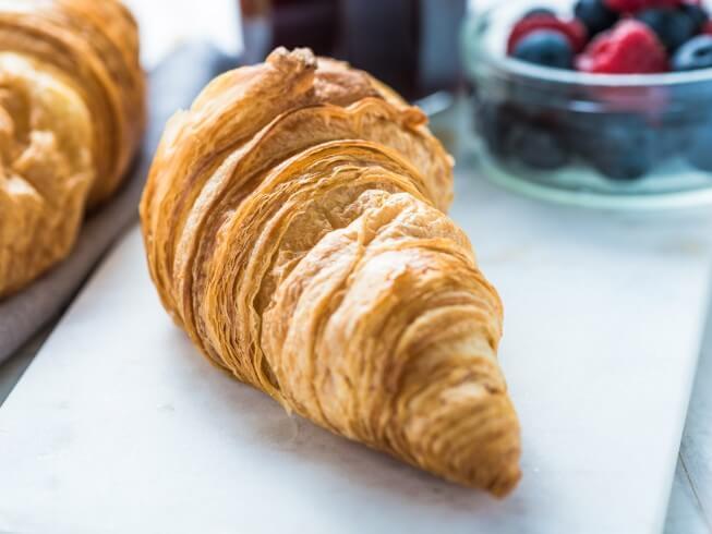 Whole Wheat Croissants Recipe | CDKitchen.com