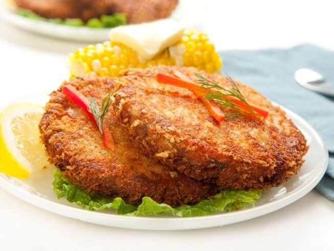 Recipe For Salmon Cakes Made With Canned Salmon