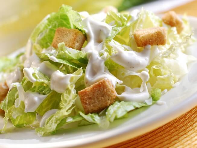 creamy caesar salad dressing recipe. Black Bedroom Furniture Sets. Home Design Ideas