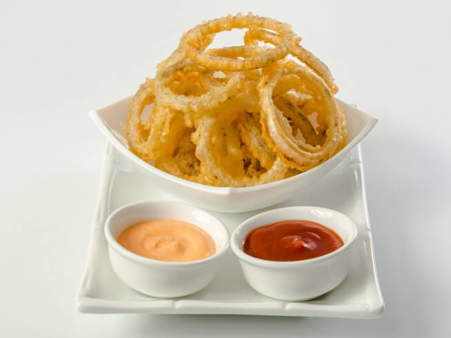 Onion Ring Recipes - CDKitchen
