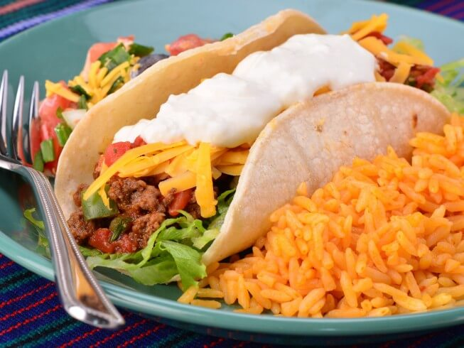 photo of Soft Beef Tacos
