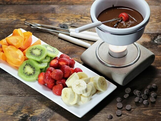 Chocolate Fondue Cake Calories