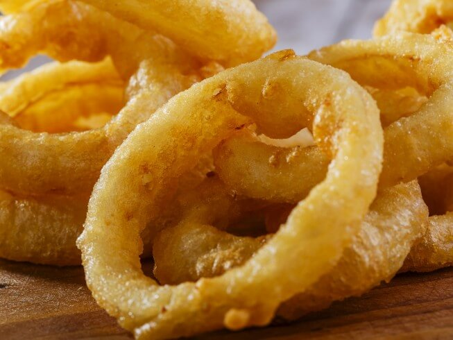Onion ring recipes cdkitchen for Buttermilk fish batter