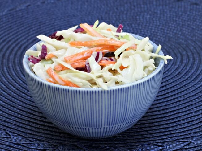 recipe: sweet and sour coleslaw nutrition [16]