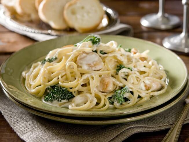 Easy Chicken Broccoli Alfredo Recipe