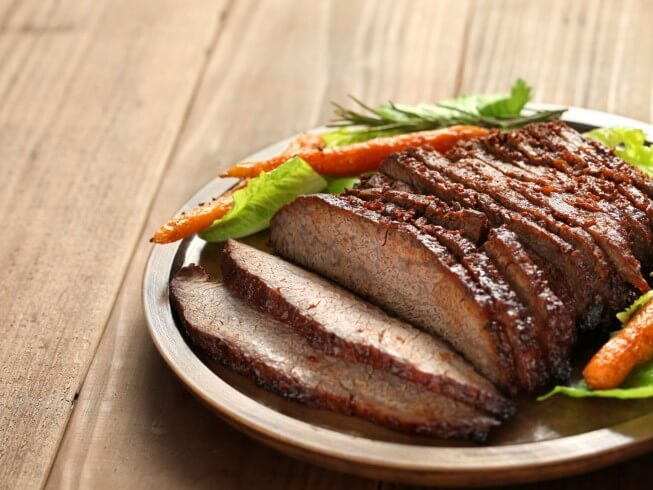 how to cook a brisket in the oven recipe