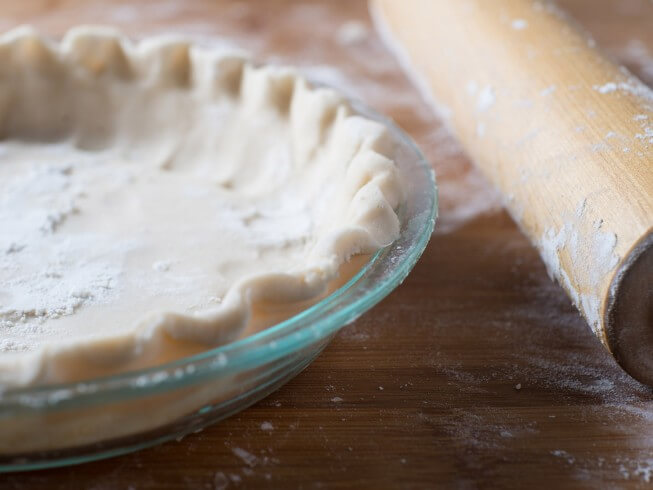 Martha Stewart's Perfect Pie Shell