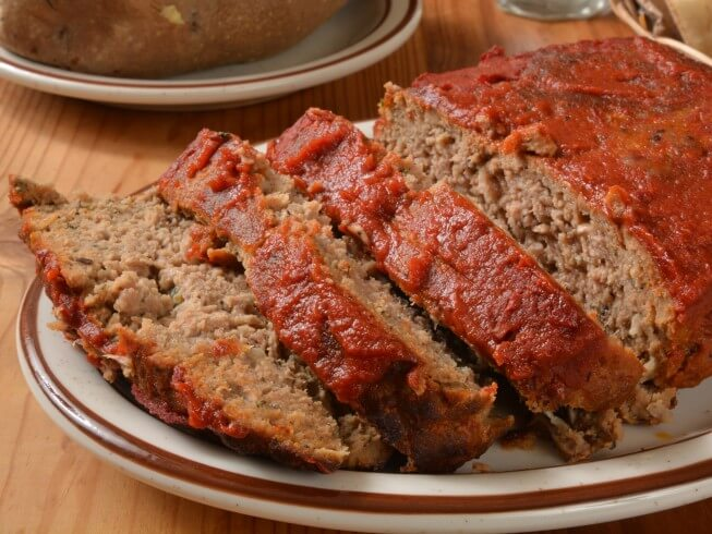 Meatloaf For 50 Or More Recipe Cdkitchen Com
