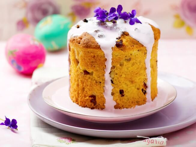 Kulich (Russian Easter Bread) Recipe | CDKitchen.com
