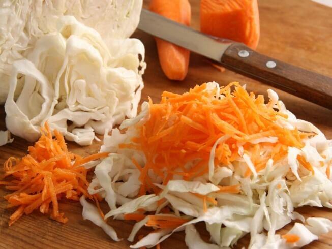 curtido salvadoreno cabbage relish from el salvador