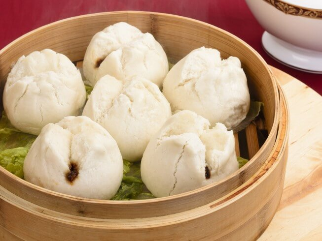 Learn To Make Dim Sum Style Chinese Pork Buns | CDKitchen