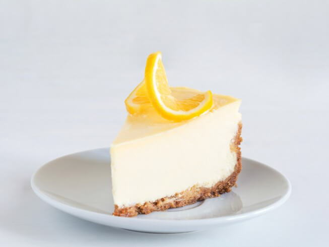 Lemony Passover Cheesecake Recipe Cdkitchen Com