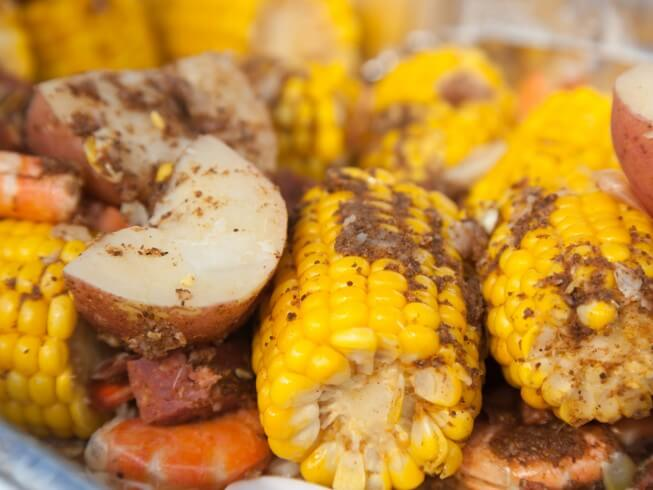 photo of Slow Cooker Low Country Boil