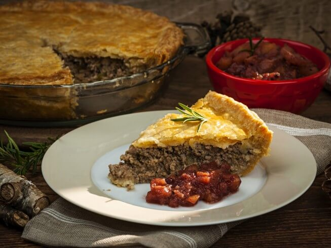 tourtiere du saguenay recipe for chicken