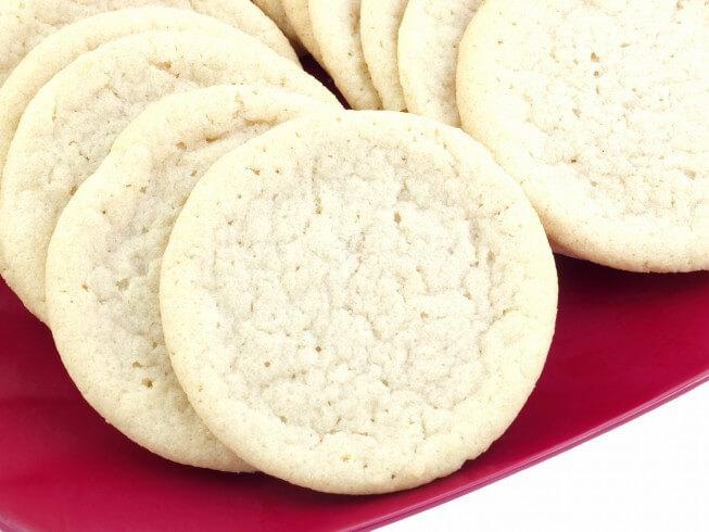 Low Carb Sugar Cookies Recipe | CDKitchen.com