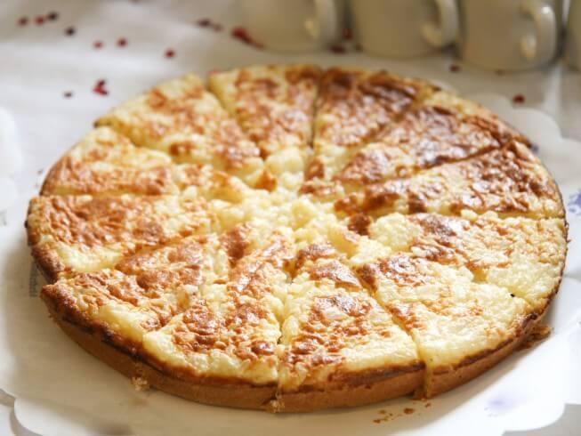 Easter Italian Sweet Rice Pie Recipe From Cdkitchen Com