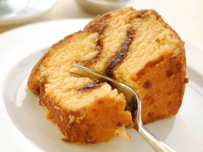Cinnamon Coffee Cake Using Cake Mix