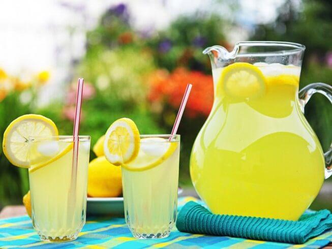 how to make lemonade diet juice