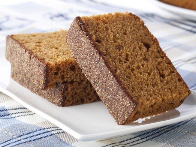 Ingredient Pumpkin Spice Cake