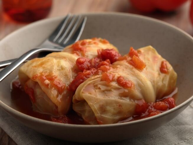Crock Pot Stuffed Cabbage Rolls Recipe Cdkitchen Com,Best Refrigerator For Garage
