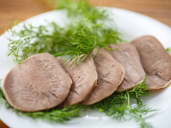 Spiced Beef Tongue57162