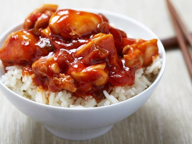 Honey And Brown Sugar Sweet Sour Sauce Recipe Cdkitchen Com